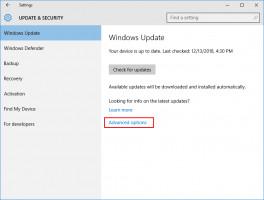 Paso 1 - cómo deshacer las últimas actualizaciones de Windows
