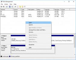 Öffnen Sie das nicht lesbare Flash-Laufwerk über die Datenträgerverwaltung.