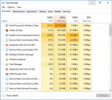Host Process for Windows services.