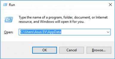 Iniciar la ejecución de Windows