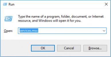 Desactivar el servicio de Windows Update para solucionar el 0x80070002.