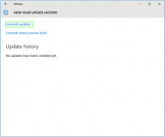 step 3 to fix white screen of death - click on the unistall updates