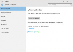 Use Advanced Startup to fix 'Windows 10 Start button is not working' error