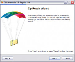 Freeware ZIP Repair